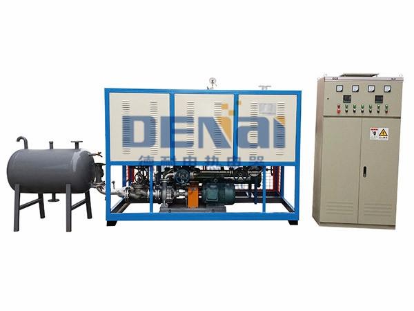 500KW电加热导热油炉