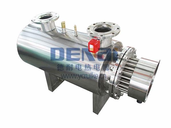蒸汽式管道加热器