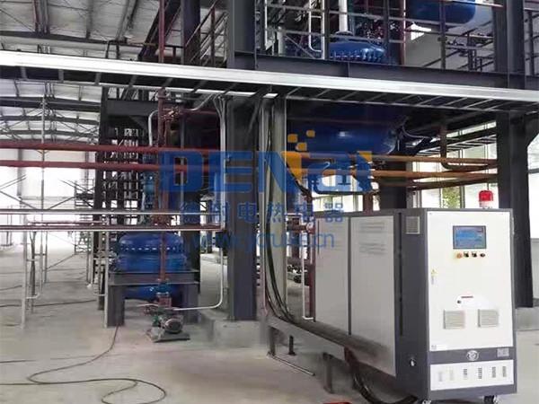 导热油电加热器应用现场