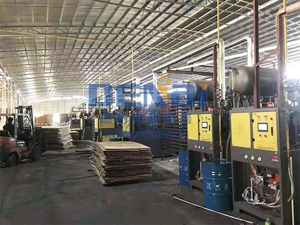 导热油加热器-建材木材行业
