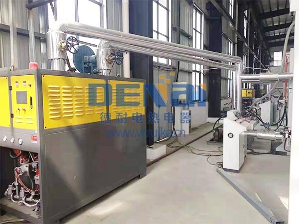 电加热导热油炉-化工反应釜行业