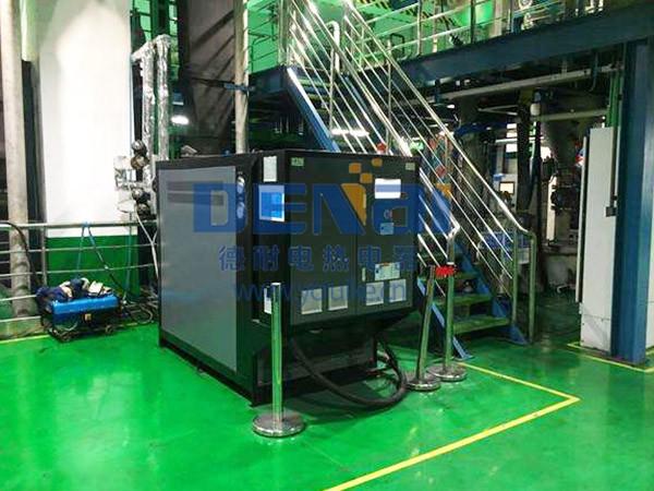 电加热导热油炉-锂电行业